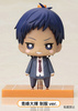 photo of One Coin Mini Figure Collection Kuroko no Basket 3Q: Aomine Daiki Uniform ver.