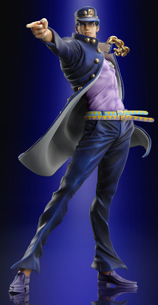 main photo of Statue Legend Jotaro Kujo Second Ver.