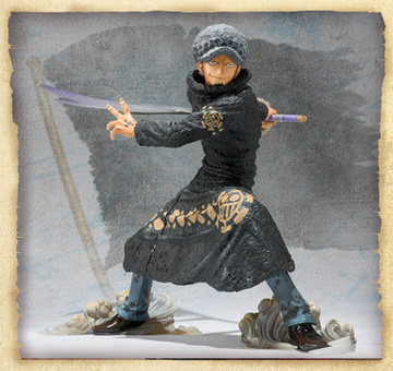 main photo of Figuarts ZERO Trafalgar Law Battle ver.