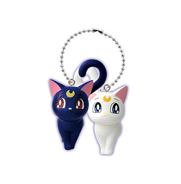 main photo of Bishoujo Senshi Sailor Moon 20th Anniversary Swing: Luna & Artemis