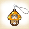 photo of Charanoko Attack on Titan Rubber Strap: Armin Arlet
