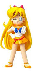 main photo of Bishoujo Senshi Sailor Moon Sailor Swing: Sailor Venus