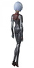 photo of Real Action Heroes No.649: Rei Ayanami Black Plug Suit Ver.