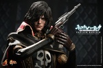 photo of Movie Masterpiece Captain Harlock With Throne of Arcadia
