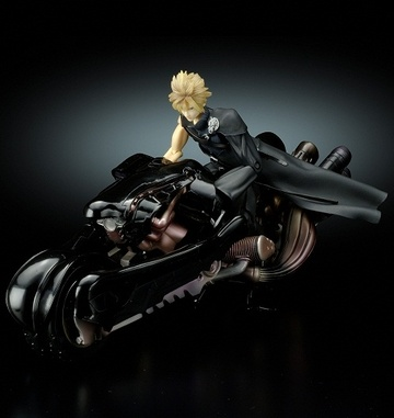 main photo of Play Arts Cloud Strife and Fenrir