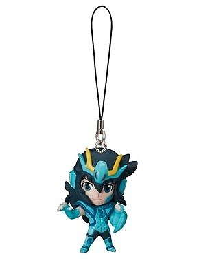 main photo of Saint Seiya Omega Saint Strap: Dragon Ryuuho