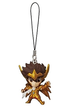 main photo of Saint Seiya Omega Saint Strap: Sagittarius Seiya
