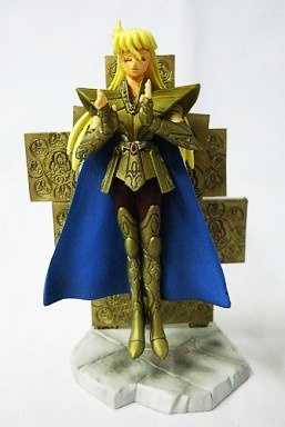 main photo of Saint Seiya Cloth Box ~Gold Saints Chapter Vol. 1~: Virgo Shaka Full Color Ver.