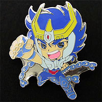 main photo of Saint Seiya Pins Collection Vol.2: Phoenix Ikki