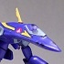 Macross Variable Fighters Collection #2: YF-21 Gerwalk mode Ver.