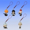 photo of Bleach Netsuke Strap: Renji Abarai