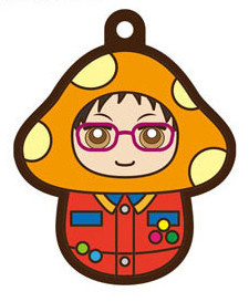 main photo of Charanoko Meganebu! Rubber Strap: Kimata Hayato
