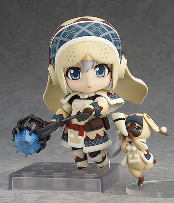 main photo of Nendoroid Hunter: Female Hunter Lagombi Equipment Ver.