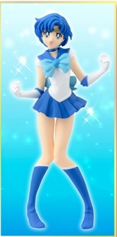 main photo of 20th Anniversary HGIF Sailor Moon Collection: Sailor Mercury