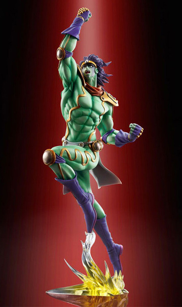 main photo of Statue Legend 15 Star Platinum