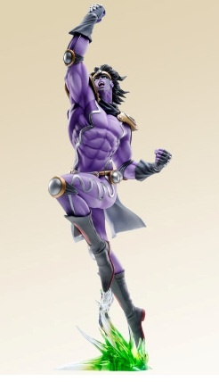 main photo of Statue Legend Star Platinum Third Ver.