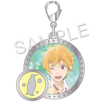 main photo of Free! Fastener Accessory: Hazuki Nagisa School Uniform ver.