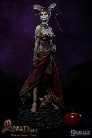 main photo of Premium Format Figure Queen of the Dead
