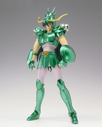 main photo of Saint Cloth Myth: Dragon Shiryu 1st Cloth Ver.