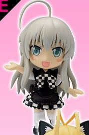 main photo of Lucky Kuji Haiyore! Nyaruko-san W: Chara Cute Pretty Nyaruko