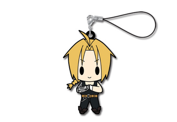 main photo of D4 Fullmetal Alchemist Rubber Strap Collection Vol.3: Edward Elric