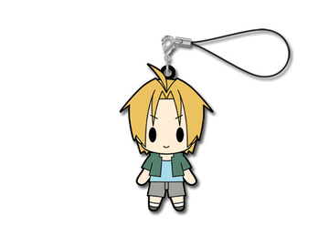 main photo of D4 Fullmetal Alchemist Rubber Strap Collection Vol.2: Edward Elric Childhood ver.