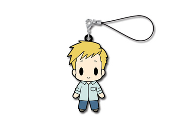 main photo of D4 Fullmetal Alchemist Rubber Strap Collection Vol.2: Alphonse Elric Childhood ver.