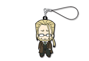 main photo of D4 Fullmetal Alchemist Rubber Strap Collection Vol.2: Van Hohenheim