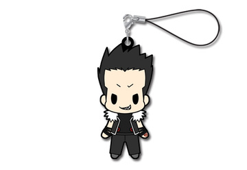 main photo of D4 Fullmetal Alchemist Rubber Strap Collection Vol.3: Greed