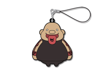 main photo of D4 Fullmetal Alchemist Rubber Strap Collection Vol.3: Gluttony