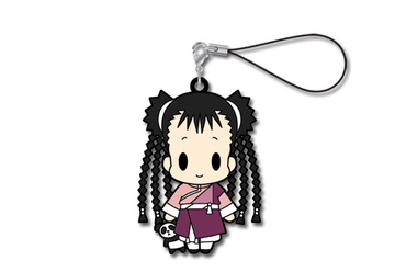 main photo of D4 Fullmetal Alchemist Rubber Strap Collection Vol.2: May Chang