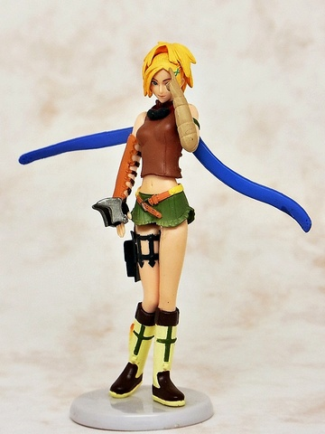 main photo of Final Fantasy Heroines: Rikku