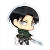 photo of Attack on Titan Deka Keychain: Levi