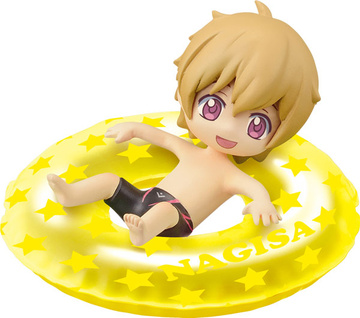 main photo of Free! Bath Figure: Hazuki Nagisa