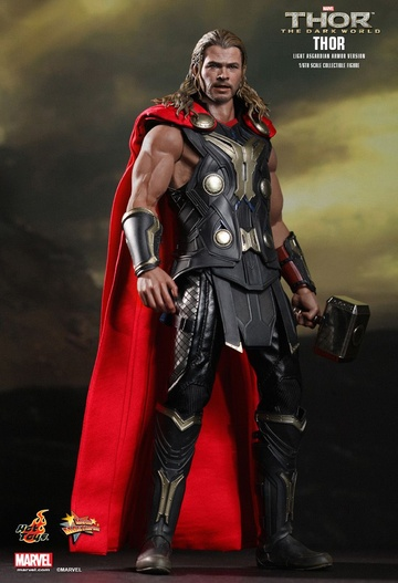 main photo of Movie Masterpiece Thor The Dark World Light Asgardian Armor Ver.