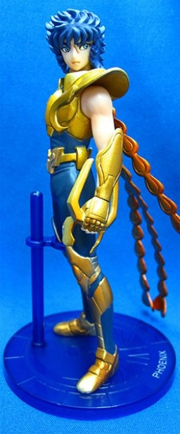 main photo of Saint Seiya ~Saint Agalma IV~: Phoenix Ikki Gold Cloth Ver.