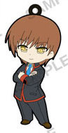main photo of Little Busters! Refrain Trading Rubber Strap: Natsume Kyousuke