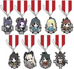 photo of Kantai Collection -Kan Colle- Kanmusume Medal Collection Rubber Type: Nagato