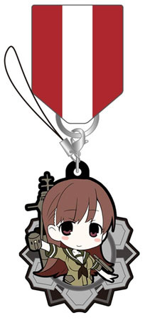 main photo of Kantai Collection -Kan Colle- Kanmusume Medal Collection Rubber Type: Ooi