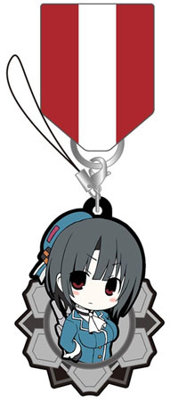 main photo of Kantai Collection -Kan Colle- Kanmusume Medal Collection Rubber Type: Takao
