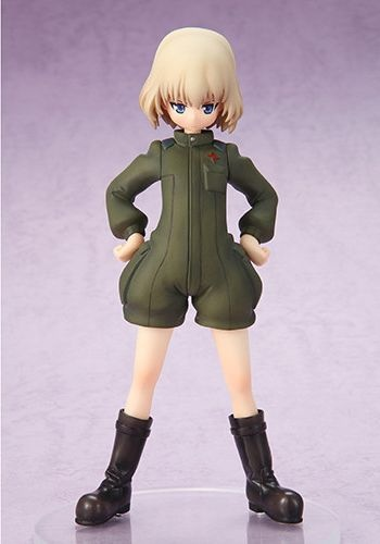 main photo of Commander Girls Collection Katyusha