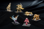 photo of Super Statue Saint Seiya Saint Cloth Collection Vol. 2: Capricorn Cloth