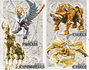 photo of Super Statue Saint Seiya Saint Cloth Collection Vol. 2: Taurus Cloth