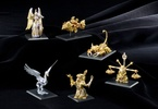 photo of Super Statue Saint Seiya Saint Cloth Collection Vol. 3: Gemini Cloth