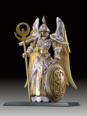 main photo of Super Statue Saint Seiya Saint Cloth Collection Vol. 3: Athena Cloth