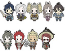 photo of D4 Series Fire Emblem Awakening Rubber Keychain -all unit collection- Vol.1: Chrom
