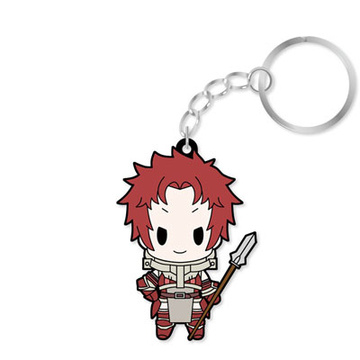 main photo of D4 Series Fire Emblem Awakening Rubber Keychain -all unit collection- Vol.1: Sully