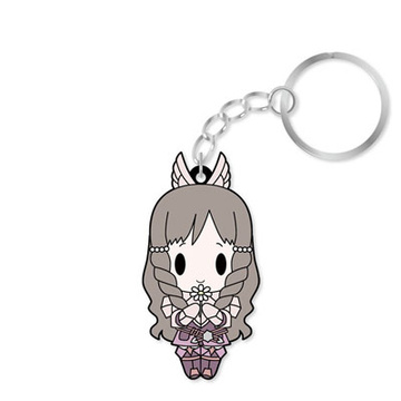 main photo of D4 Series Fire Emblem Awakening Rubber Keychain -all unit collection- Vol.1: Sumia