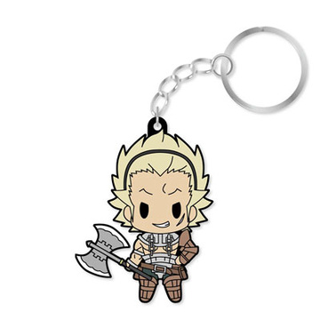 main photo of D4 Series Fire Emblem Awakening Rubber Keychain -all unit collection- Vol.1: Vaike