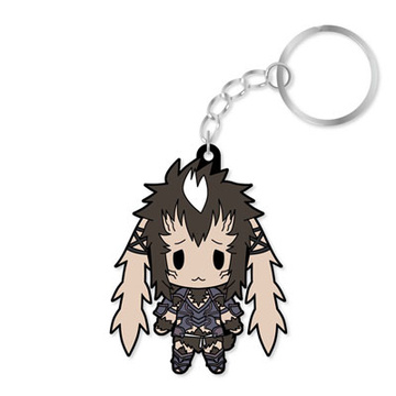 main photo of D4 Series Fire Emblem Awakening Rubber Keychain -all unit collection- Vol.2: Yarne